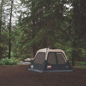 $67.00Coleman Instant 野营帐篷 4人