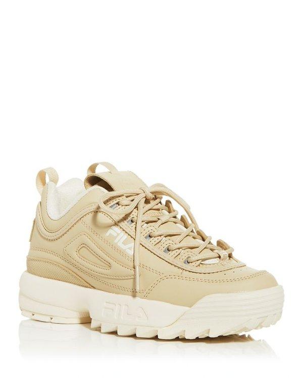Women's Disruptor II 老爹鞋