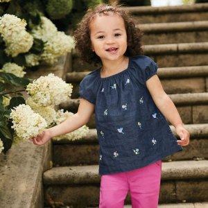 低至6折 入手春夏款好时机即将截止:JoJo Maman Bébé 高品质婴幼童服饰母亲节特卖