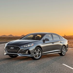 配置丰富 颜值更上一层楼全新2018款 Hyundai Sonata上市