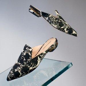 7折 收珍珠凉鞋、经典乐福鞋独家:Nicholas Kirkwood 520精选春夏美鞋上新 封面款$346