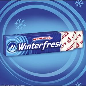 Amazon Wrigley's Winterfresh Gum