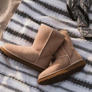 额外7.5折Shoes.com 精选UGG雪地靴折上折热卖