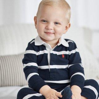 低至6折+额外7折最后一天:Polo Ralph Lauren 儿童服饰特卖
