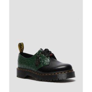 Dr. MartensX-GIRL联名厚底1461三孔鞋