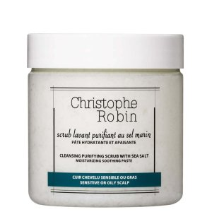 Christophe Robin购2件享7.5折清洁海盐洗发膏 250ml