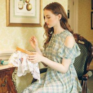 4折起  £22收蕾丝半身裙Miss Patina £50以下惊喜大促 英伦风满满 超多仙女衣等你来