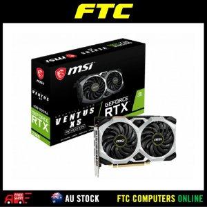 MSIGeForce RTX 2060 VENTUS XS 6G OC V1 GDDR6