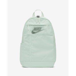Nike薄荷绿双肩包