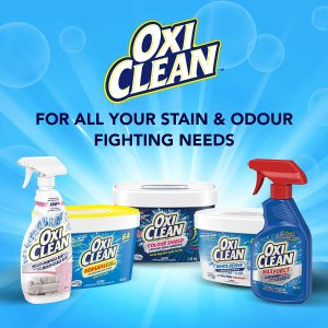 $4.97收强力喷雾OxiClean 去渍清洁用品热卖   衣物祛污小能手