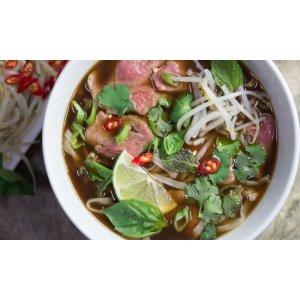 单人套餐$9 (原价$16)墨尔本Pho Kingdom 越南河粉套餐团购