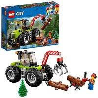Lego City 系列 丛林拖拉机 60181
