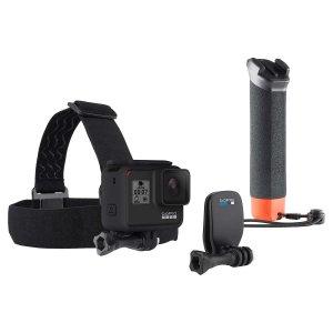 $349.99 手柄, 支架, 头带都拿下GoPro HERO7 Black 运动摄录机超值套装