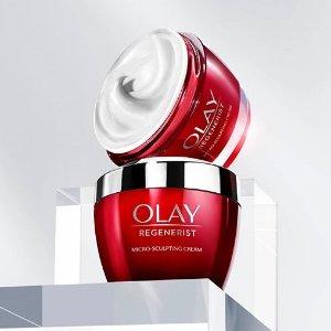 收高圆圆同款大红瓶面霜Olay 精选美妆护肤低至5折热卖