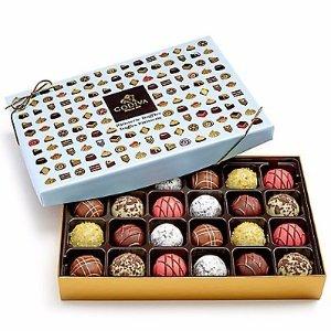 Godiva法式夹心松露巧克力礼盒 24粒