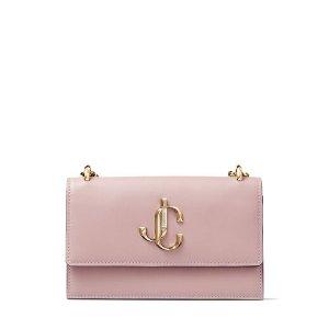 Jimmy ChooBOHEMIA 粉色链条包