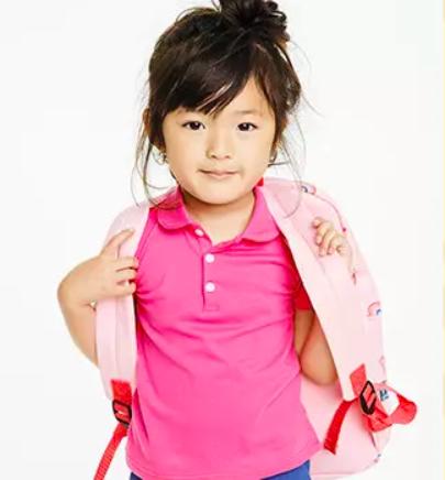 女小童Polo衫