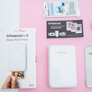 众测「Polaroid Zip Mobile Printer」/口袋打印机