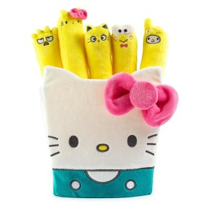 KidrobotSanrio Hello Kitty Fries Plush by Kidrobot