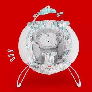 8折费雪婴儿安抚玩具促销,解放爸爸妈妈的神器