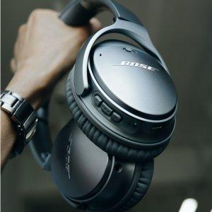 Bose 700 $399 Soundlink音箱$190Bose 耳机、音箱、家庭影院专场 送给爱科技的爸爸