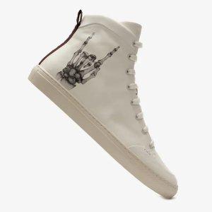 Bally HERCULES X FUNK 骷髅手运动鞋