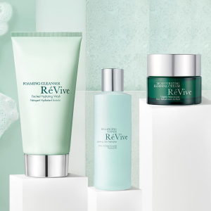 4-Piece Gift  $84.Revive Skincare Event