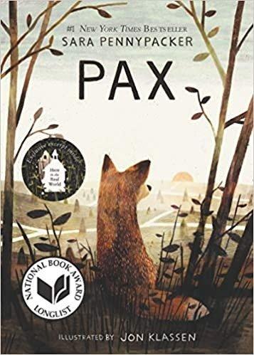 童书 Pax