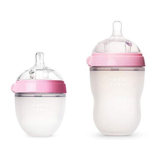 宝宝奶瓶 5盎司+8盎司,中速流速