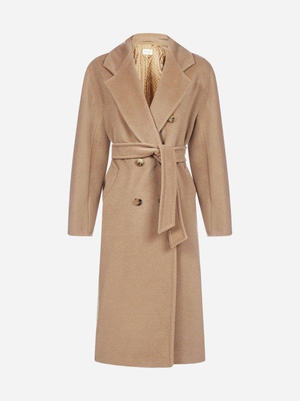 101801 羊绒大衣