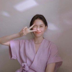 & Other Stories34-42码!香芋紫连衣裙