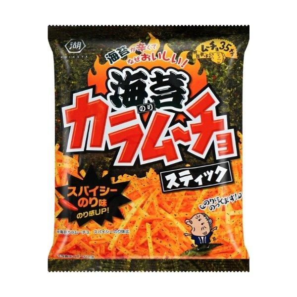 KOIKEYA湖池屋 海苔脆棒 香辣味 99g