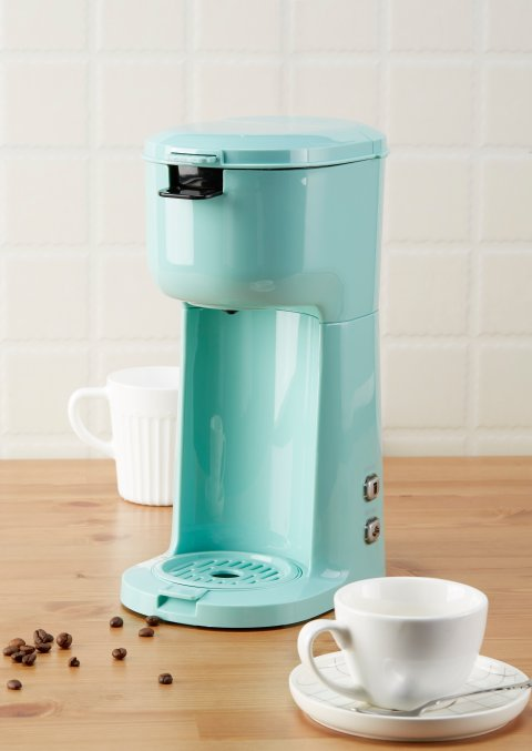 Mainstays Single Serve And K Cup Brew Coffee Maker Mint Dealmoon