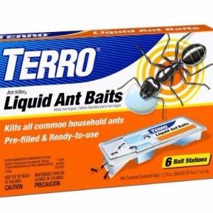 $4.72销量冠军蚂蚁克星 TERRO 液体除蚂蚁剂 6个装