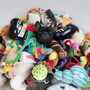 统统半价Barkshop 精选狗狗玩具、零食清仓热卖