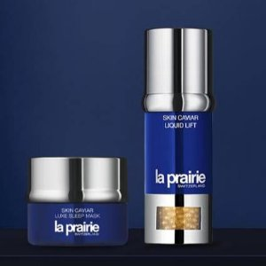 2-piece Caviar Gift with Any purchaseLa Prairie Beauty Products Black Friday Sale