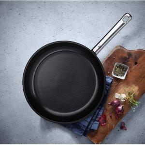 折后€46 原价€99WMF 平底锅 陶瓷不粘涂层 可耐烤箱250度高温 低脂健康锅