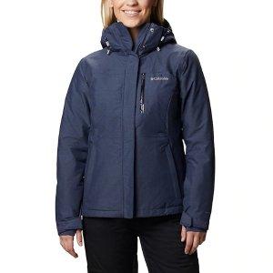 Columbia女式保暖冲锋衣