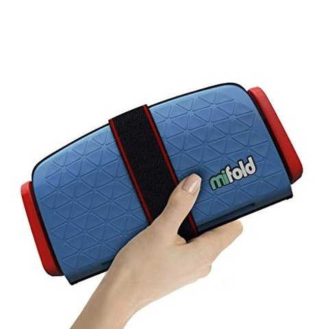 As low as $20.8Amazon mifold Grab-and-Go Car Booster Seat