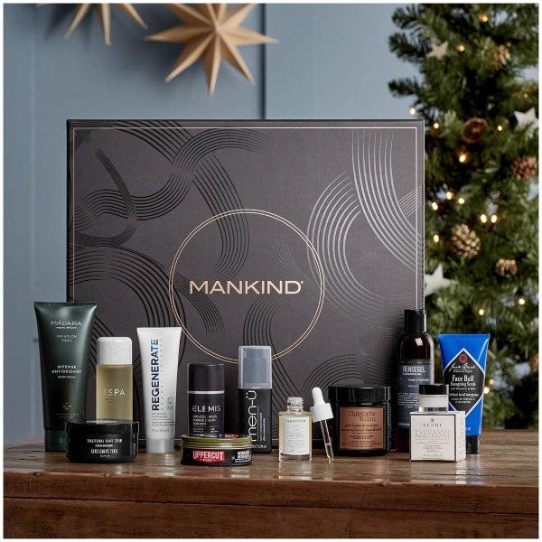 Mankind 美妆盒子骨折价 12件正装!CR洗头膏、Elemis面霜