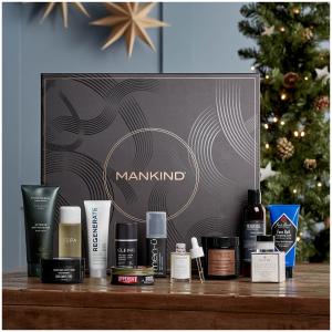 Mankind 圣诞礼盒惊现半价 12件正装送他最好的圣诞礼物
