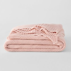 SheridanMilson编织毛毯