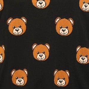 5折起 €62收logoT恤Moschino 新品大促开始 超全小熊系列卫衣、T恤参与 断码飞快