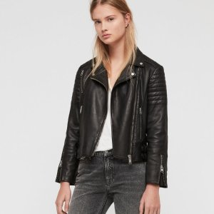 ALLSANTSPapin Leather Biker Jacket