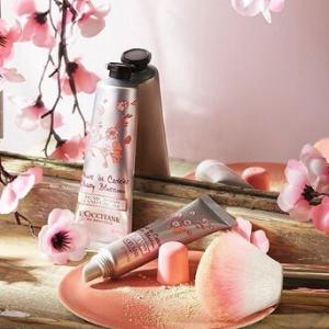 £49收樱花套装,买香水送护手霜L'occitane官网春季大促限时优惠