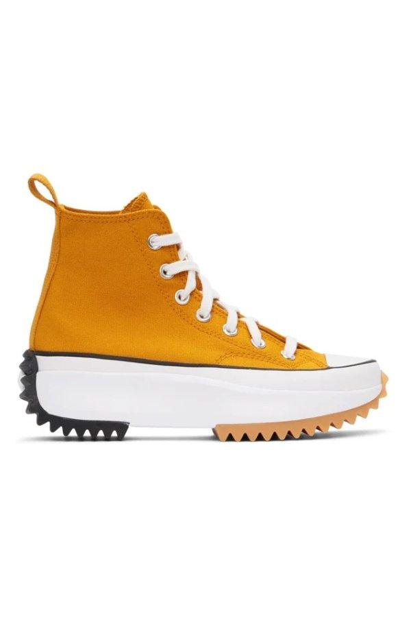 Run Star Hike 帆布鞋