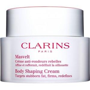 Clarins燃烧脂肪 紧致肌肤纤柔塑身霜 200ml