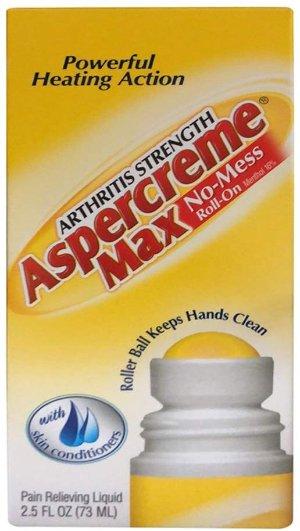 $7.29 凑单品ASPERCREME 强效止痛滚珠