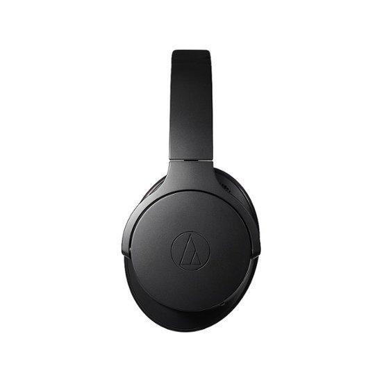 -Technica - ATHANC900BT Noise Cancelling Bluetooth Headphones - Black