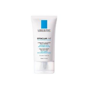 La Roche-Posay清痘净肤水油平衡保湿乳